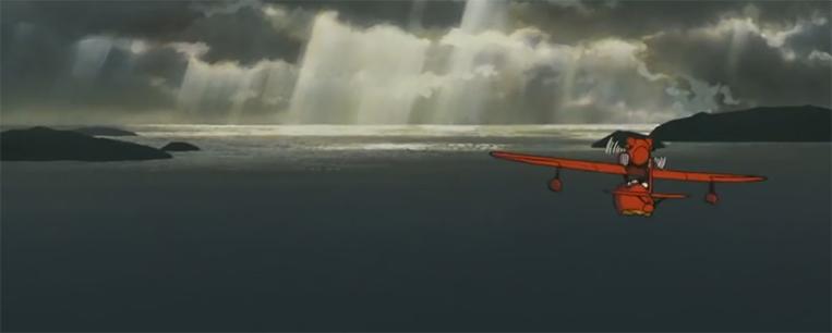 Porco Rosso. Image Credit: Studio Ghibli.
