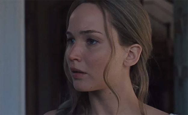 While the film is not good, Jennifer Lawrence's acting is still amazing. mother! Image Credit: Paramount.