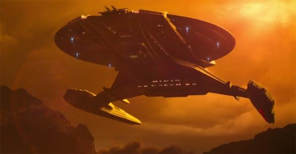 Hello USS Shenzhou