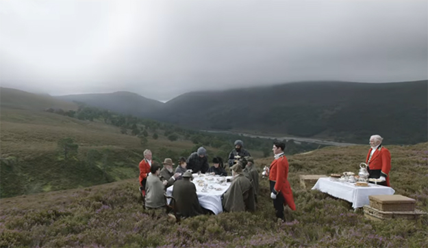 It makes the most of its locations. Victoria and Abdul. Image Credit: Universal.