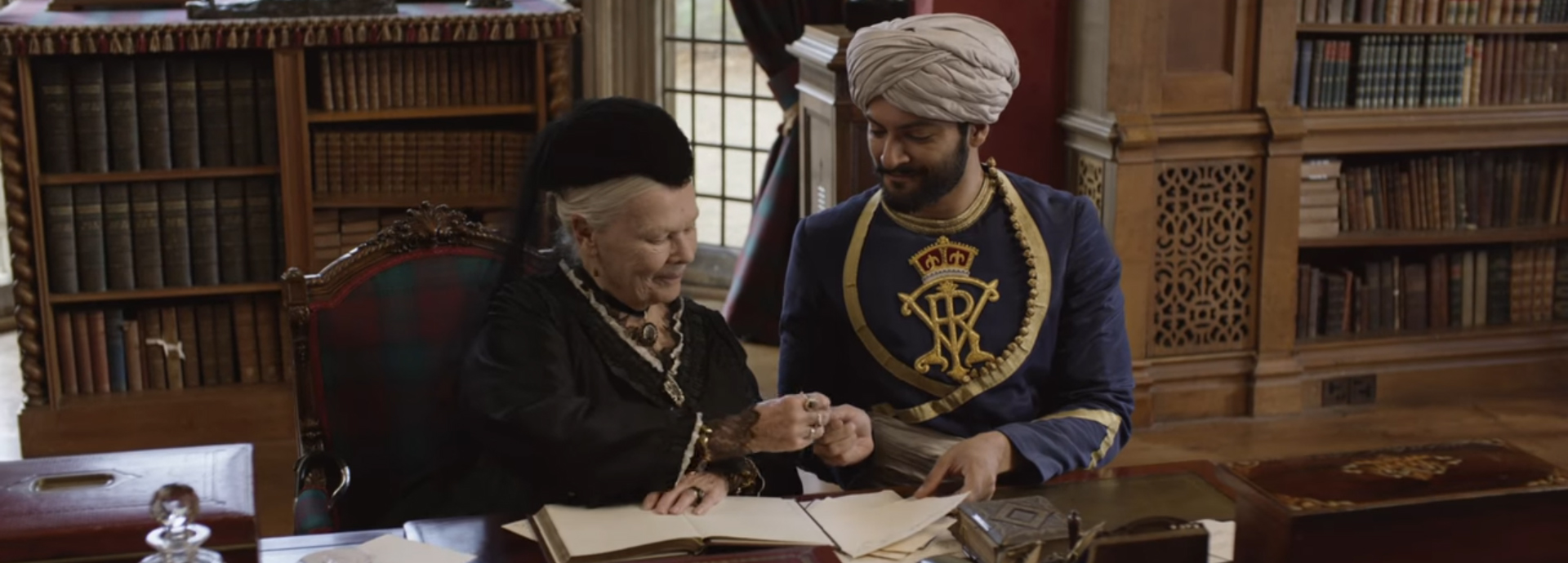 Victoria and Abdul. Image Credit: Universal.