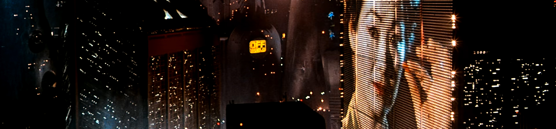 Blade Runner. Image Credit: Warner Bros.