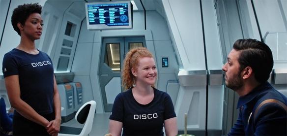 Sylvia Tilly (Mary Wiseman) is fast becoming my favourite character in Discovery