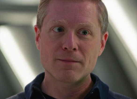 Anthony Rapp brings an intensity but also wonderful joy to the role of Paul Stamets