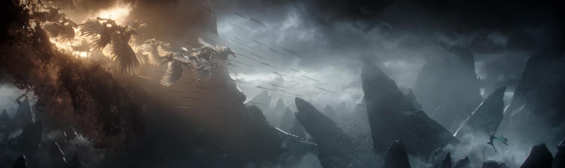 Thor: Ragnarok. Image Credit: Marvel/Disney
