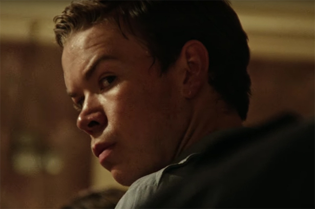 Will Poulter gives a masterclass in menacing. Detroit. Image Credit: Annapurna Pictures.