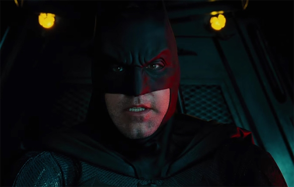 Ben Affleck is a good Batman, even if the movies have not given him a lot to work with