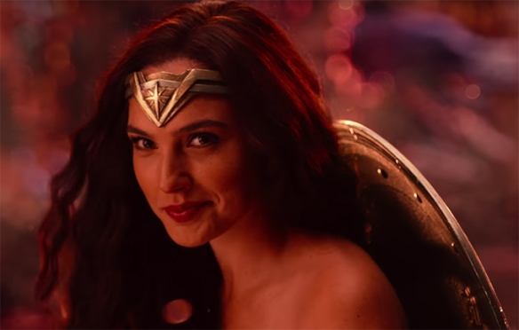 Gal Gadot is still the MVP of the DC Extended Universe