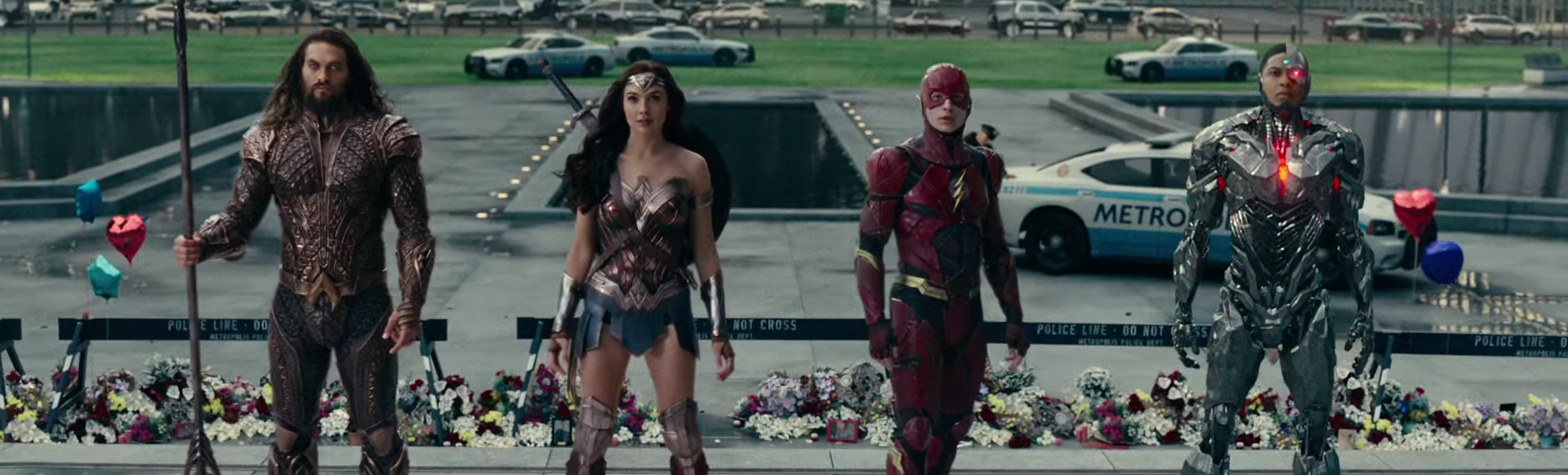 Justice League. Image Credit: Warner Bros.