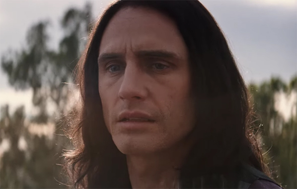 One of the problems with the film is spelt out by Tommy in the film, it has a villain problem. The Disaster Artist. Image Credit: A24.