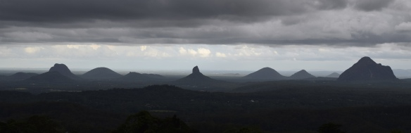 The Sunshine Coast Hinterland