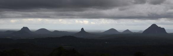 The Sunshine Coast Hinterland