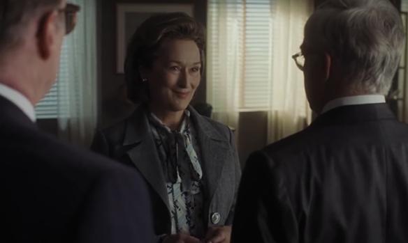 Meryl Streep is in her element here