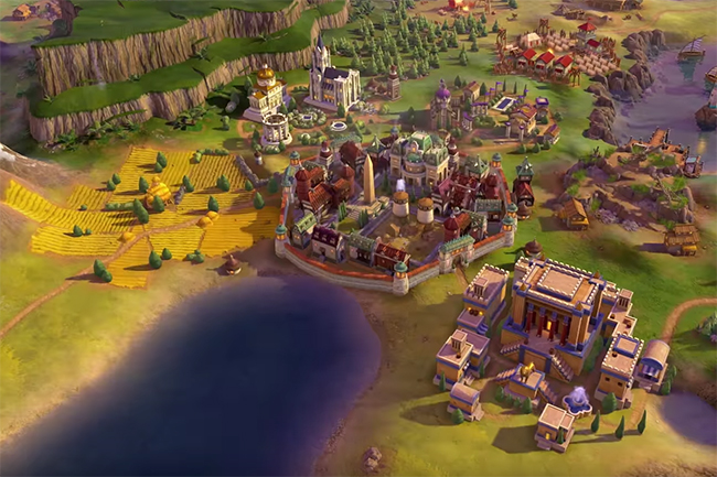 It is going to be so fun to play Georgia in the new Rise and Fall expansion to Civilization VI. Image Credit: Firaxis Games