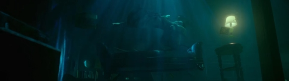 The Shape of the Water