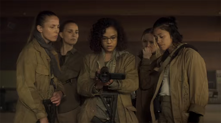 Annihilation has one of the best casts I have seen in a while