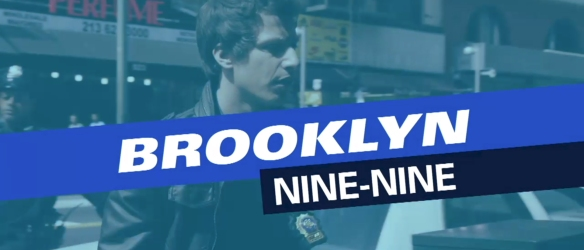 Brooklyn Nine-Nine banner