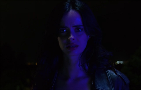 Krysten Ritter once again gives a powerful performance as Jessica Jones