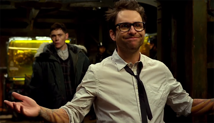 I look forward to seeing more of the buddy team of Charlie Day & Burn Gorman in the sequel