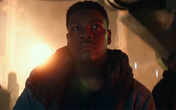John Boyega continues to show what an amazing talent he is