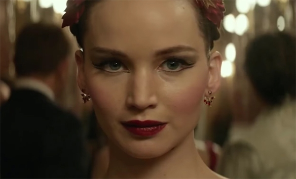 Jennifer Lawrence gives a fantastic performance, especially considering how much they make her suffer throughout the film
