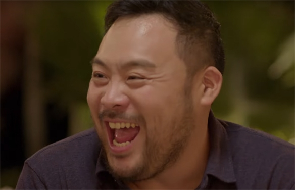 David Chang brings us into a world of food in this fascinating food documentary series