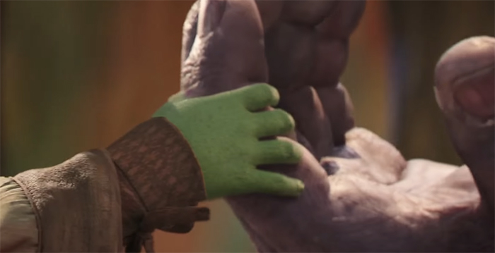 As far as Marvel villeins go, it was good that Thanos was not just a one note character