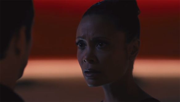 Everything about Thandie Newton acting is amazing