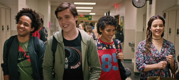 It was great to see such a strong supporting cast in Love, Simon