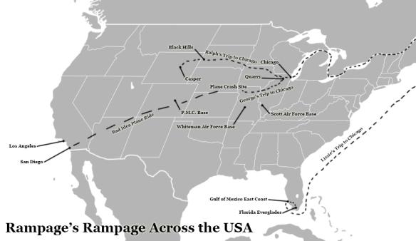 Rampage Map