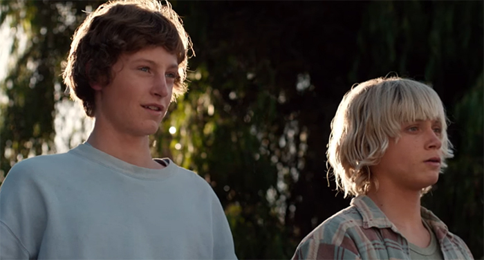 Samson Coulter and Ben Spence are great young Australian actors who I hope go far after this film