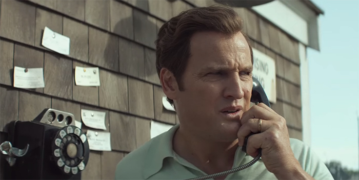 Jason Clarke inhabits the role of Ted Kennedy with an amazing commitment