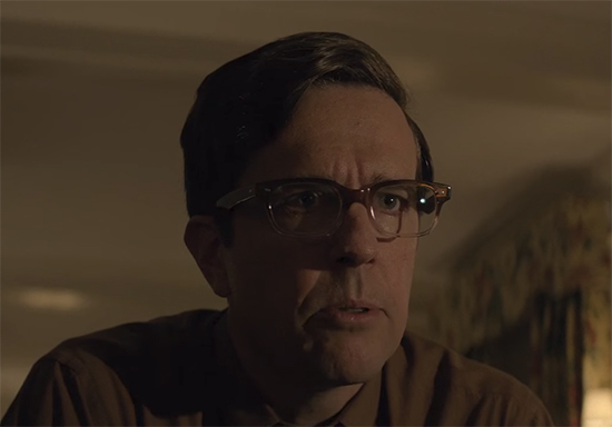 Ed Helms is really great in this dramatic role
