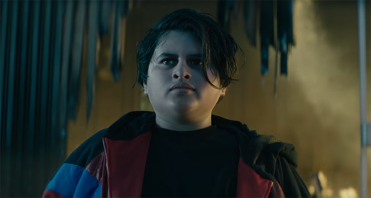 Julian Dennison brings everything to this role, and shows his amazing acting range
