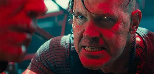 Cable could have very easily been a parody of itself, but Josh Brolin sells the hell out of the role.