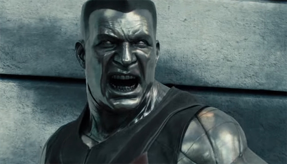 Ok so Colossus might have become my favourite X-Men, that charming [REDACTED}