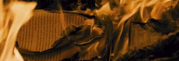 Fahrenheit 451 banner
