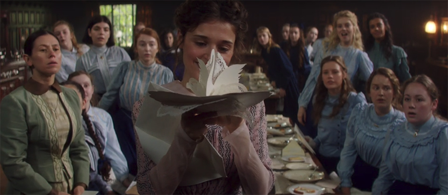 It is the little detail and how it deals with big themes which stands out for me with Picnic and Hanging Rock