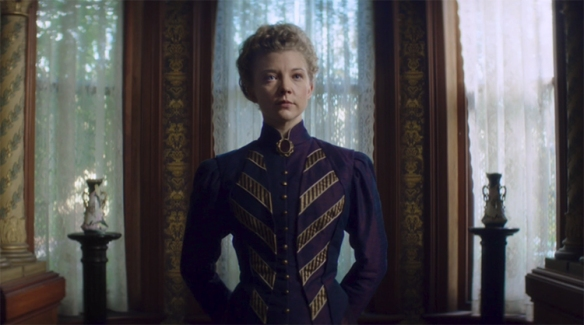 Natalie Dormer gives a phenomenal performance Mrs Hester Appleyard the head of the Appleyard College.