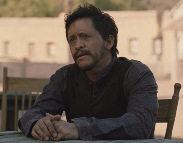Clifton Collins Jr. should get more credit for the amazing acting work that he does