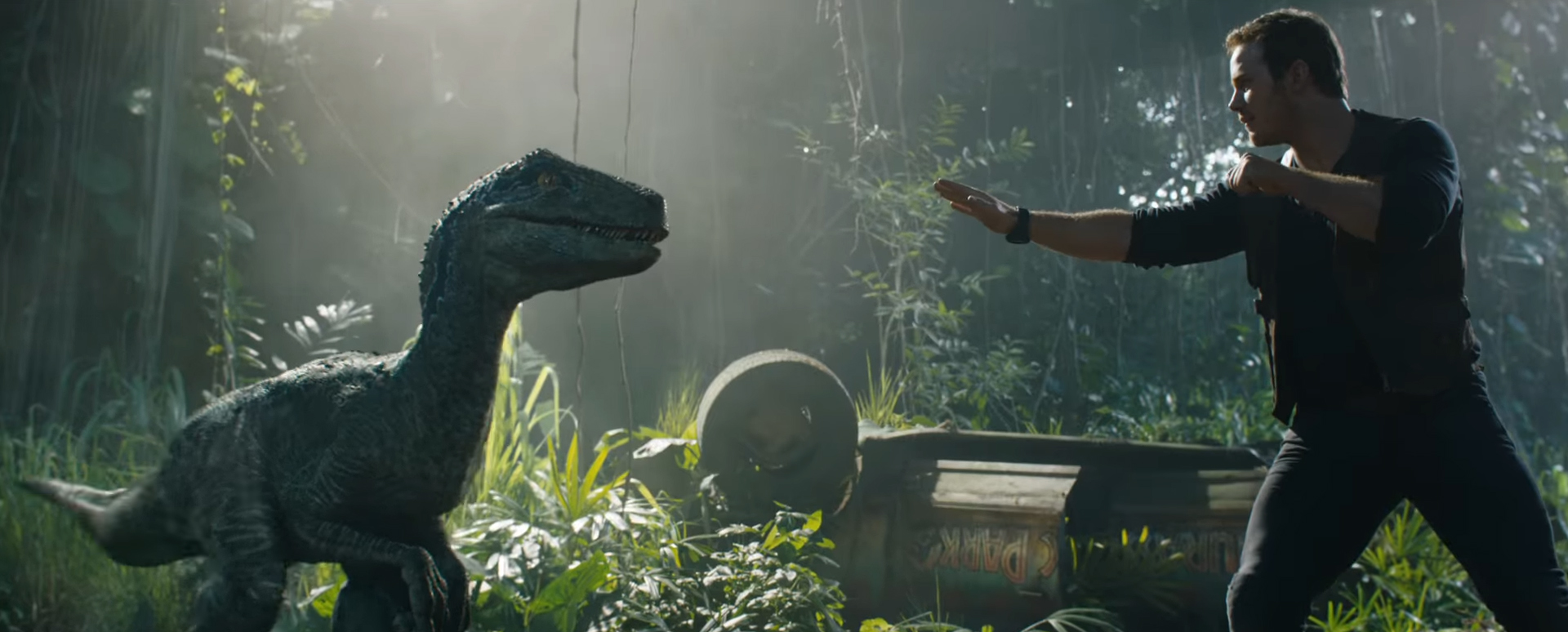 Jurassic World Fallen Kingdom. Image Credit: Universal/Legendary