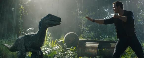Jurassic World Fallen Kingdom. Image Credit: Universal/Legendary