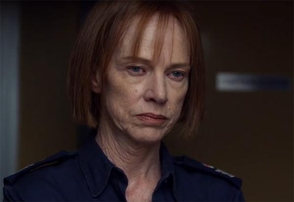 I wish I had the confidence of Judy Davis here