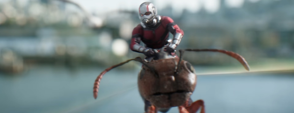 Ant-Man and the Wasp. Image Credit: Marvel/Disney