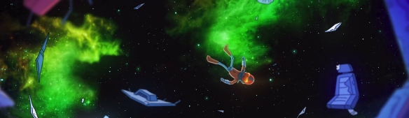 Final Space banner