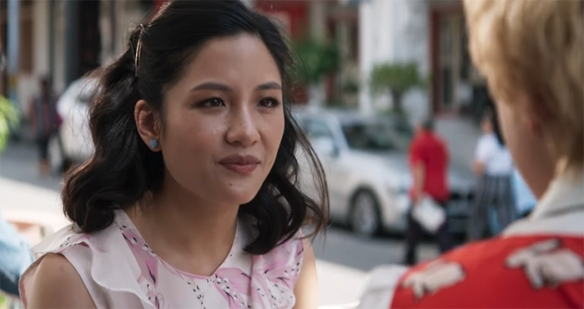 Constance Wu is amazing