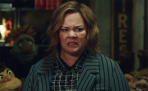 Melissa McCarthy is clearly comfortable in roles like this but the story does not help her translate that into something workable. Image Credit: STK Films/Roadshow Films