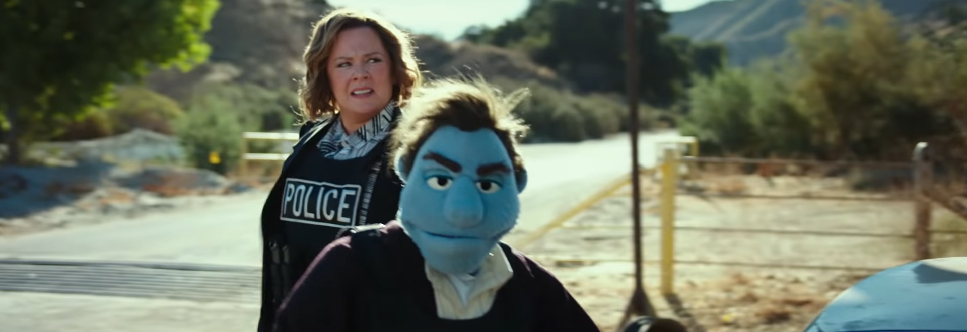 The Happytime Murders: Image Credit: STK Films/Roadshow Films