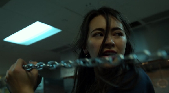 Jessica Henwick owns the action scenes. Image Credit Marvel/Netflix