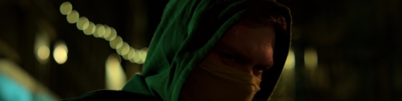 Iron Fist. Image Credit Marvel/Netflix